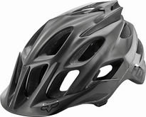 FOX RACING Flux Matte Black Helmet SP17
