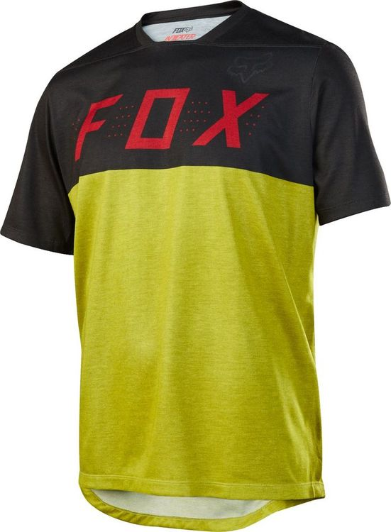 FOX RACING Indicator Shortsleeve Jersey click to zoom image