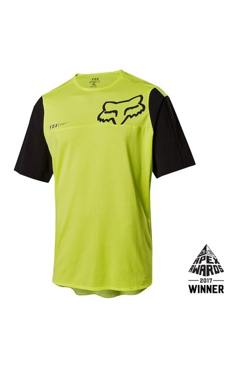 FOX RACING Attack Pro Short Sleve Jersey click to zoom image