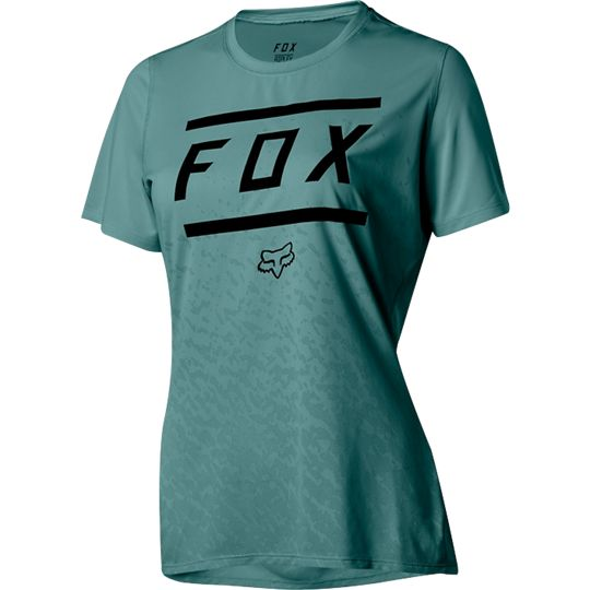 FOX RACING Womens Ripley Bars Jersey click to zoom image