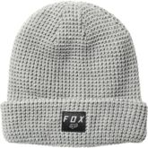 FOX RACING Reformed Beanie One Size Heather Grey  click to zoom image