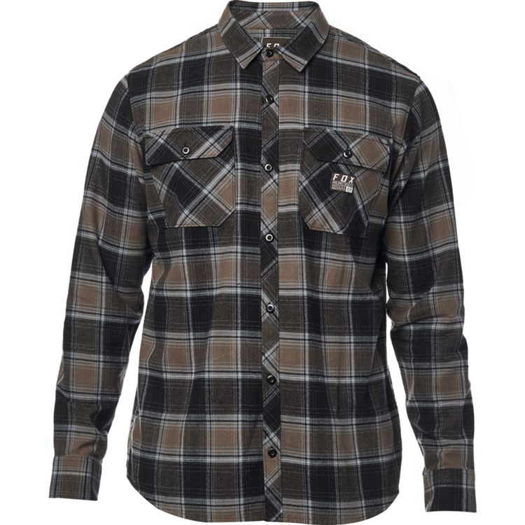 FOX RACING Traildust Flannel click to zoom image
