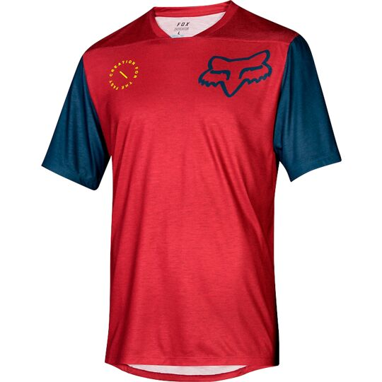 FOX RACING Indicator Asym Jersey click to zoom image