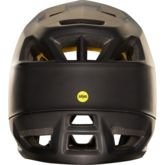 FOX RACING Proframe Helmet Large Black  click to zoom image