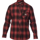 FOX RACING Voyd Flannel Shirt FA18 Lifestyle