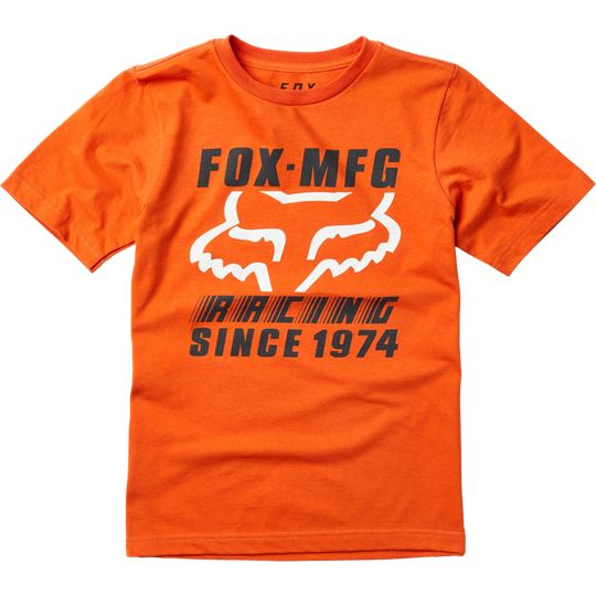 FOX RACING Youth Zoomin Short Sleeve T-Shirt click to zoom image