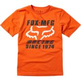 FOX RACING Youth Zoomin Short Sleeve T-Shirt FA18 Lifestyle