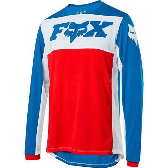 FOX RACING INDICATOR LIMITED EDITION LS WIDE OPEN JERSEY click to zoom image