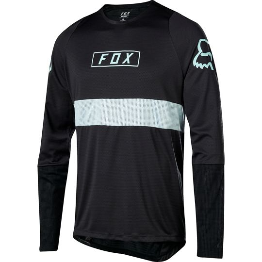 5470f0195 FOX RACING DEFEND LONG SLEEVE FOX JERSEY click to zoom image