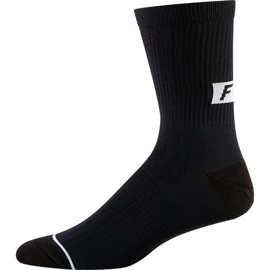 "FOX RACING 8"" TRAIL SOCK click to zoom image"