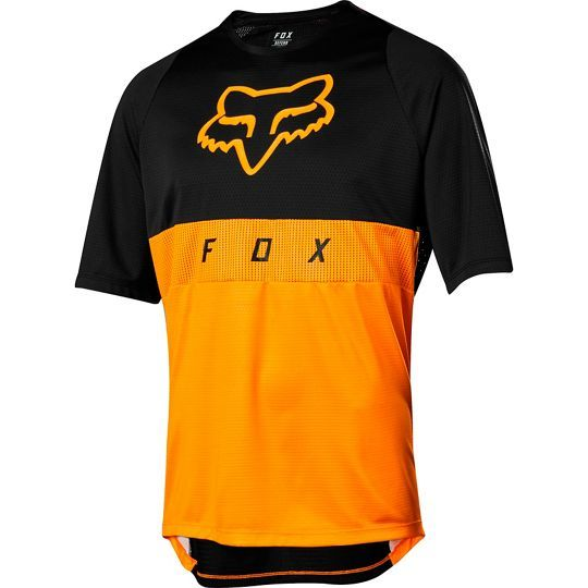 FOX RACING DEFEND MOTH SHORT SLEEVE JERSEY click to zoom image