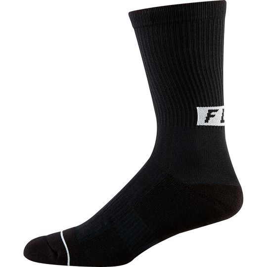 "FOX RACING 8"" TRAIL CUSHION SOCK click to zoom image"