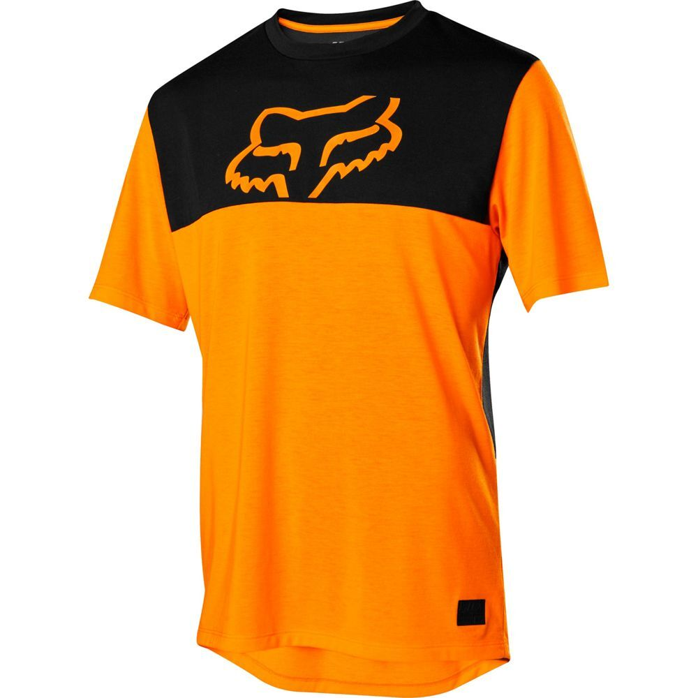 FOX RACING RANGER DRIRELEASE SHORT SLEEVE JERSEY click to zoom image