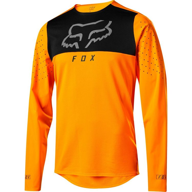 FOX RACING FLEXAIR DELTA LONG SLEEVE JERSEY click to zoom image