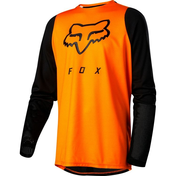 FOX RACING YOUTH DEFEND LONG SLEEVE JERSEY click to zoom image