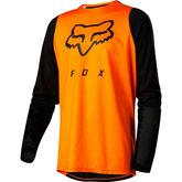 FOX RACING YOUTH DEFEND LONG SLEEVE JERSEY SP19