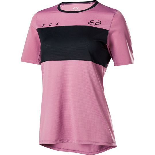 FOX RACING WOMENS FLEXAIR SHORT SLEEVE JERSEY click to zoom image