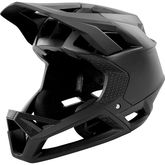 FOX RACING PROFRAME HELMET Small Black  click to zoom image