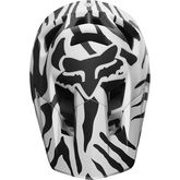 FOX RACING Proframe Helmet Zebra click to zoom image