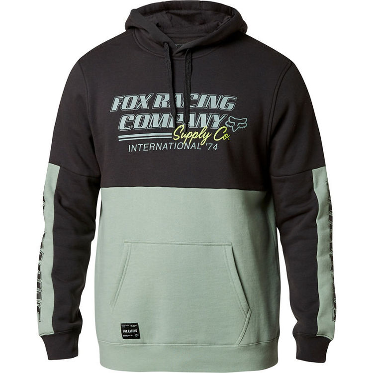 FOX RACING Pit Stop Pullover Hoodie click to zoom image