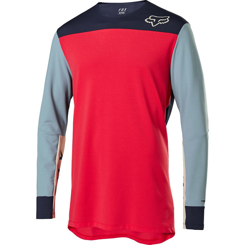 FOX RACING Defend Delta Long Sleeve Jersey click to zoom image