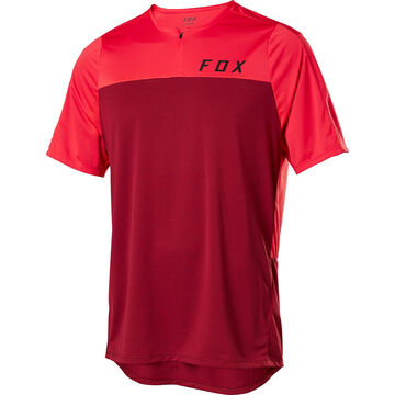 FOX RACING Flexair Zip Short Jersey