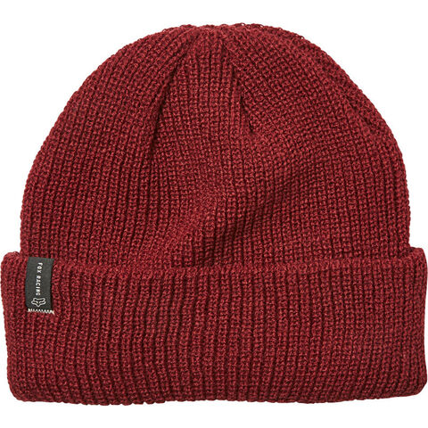 FOX RACING Machinist Beanie O/S CRNBRY  click to zoom image