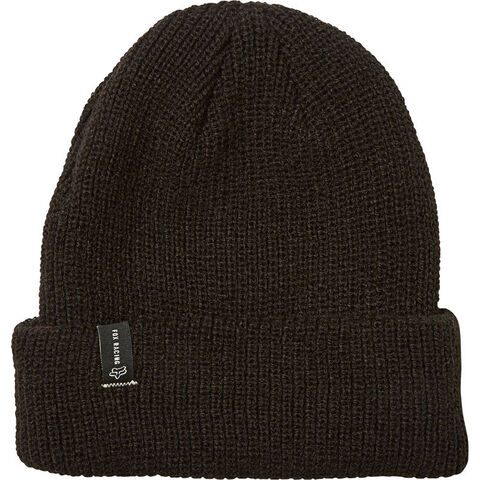 FOX RACING Machinist Beanie O/S BLK  click to zoom image