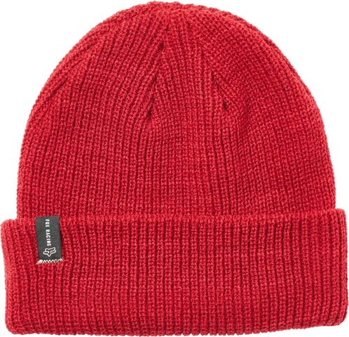 FOX RACING Machinist Beanie O/S CRDNL  click to zoom image