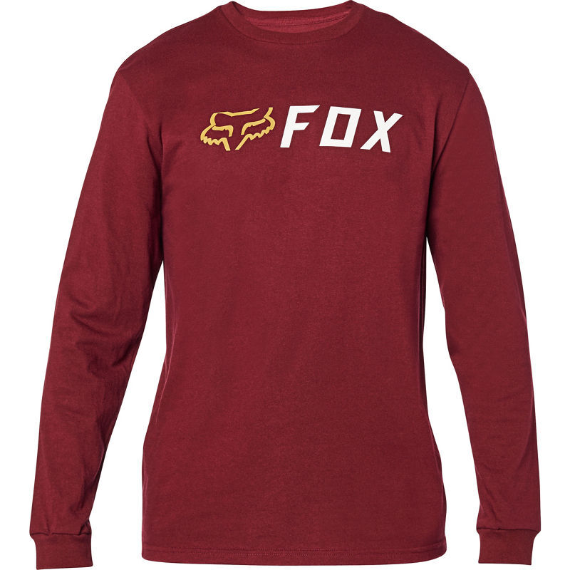 FOX RACING Apex LS Tee click to zoom image