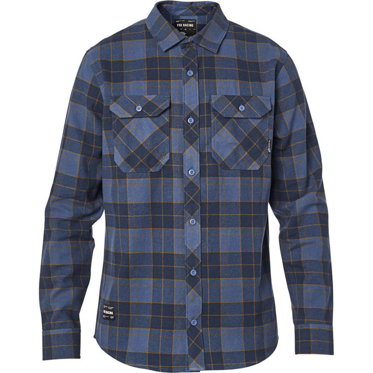 FOX RACING Traildust 2.0 Flannel Shirt click to zoom image
