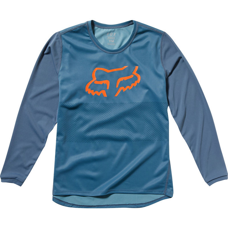 FOX RACING Youth Ranger Long Sleeve Jersey click to zoom image