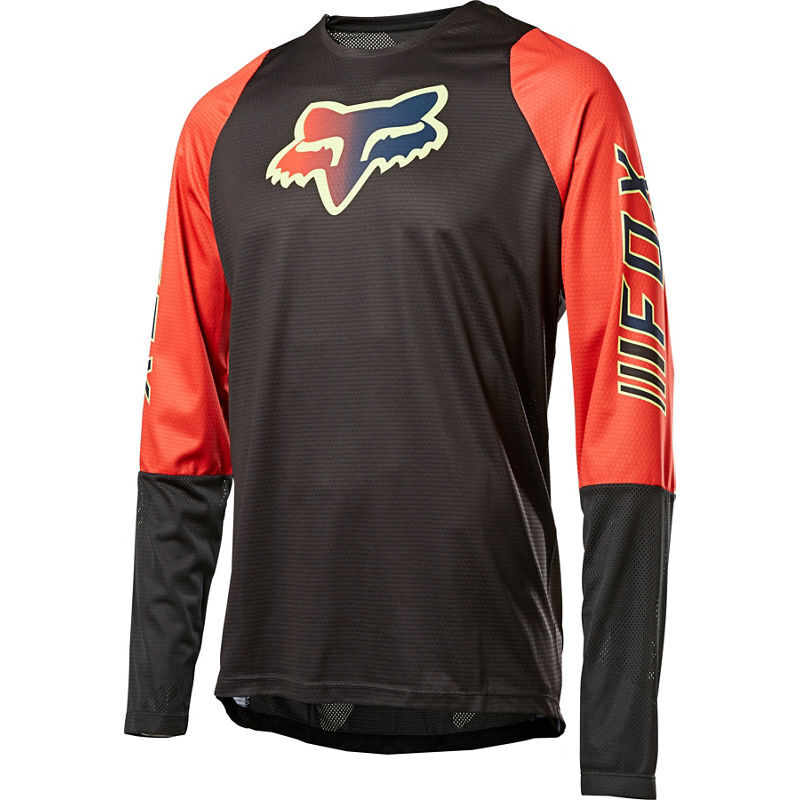 FOX RACING Reno Defend Long Sleeve Jersey click to zoom image
