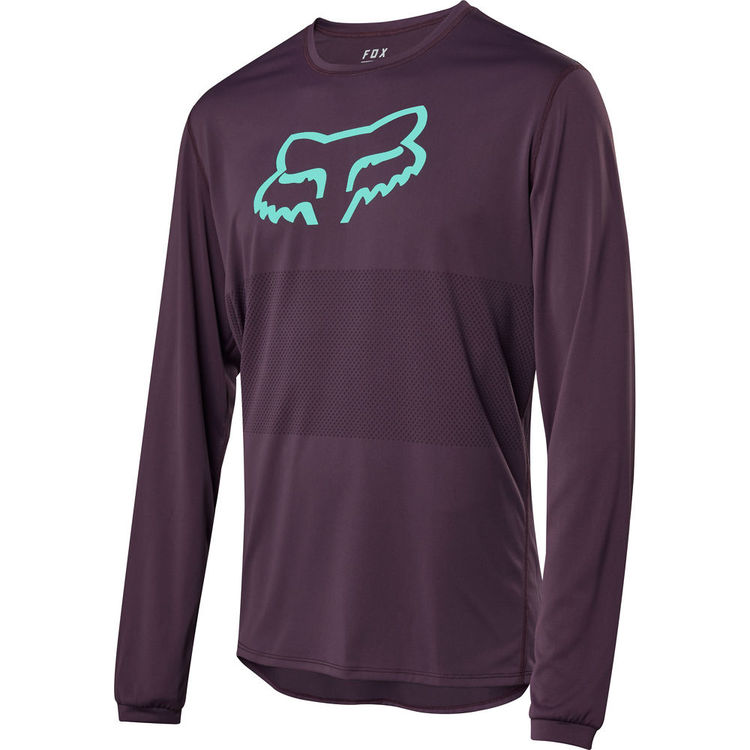 FOX RACING Ranger Long Sleeve Jersey click to zoom image