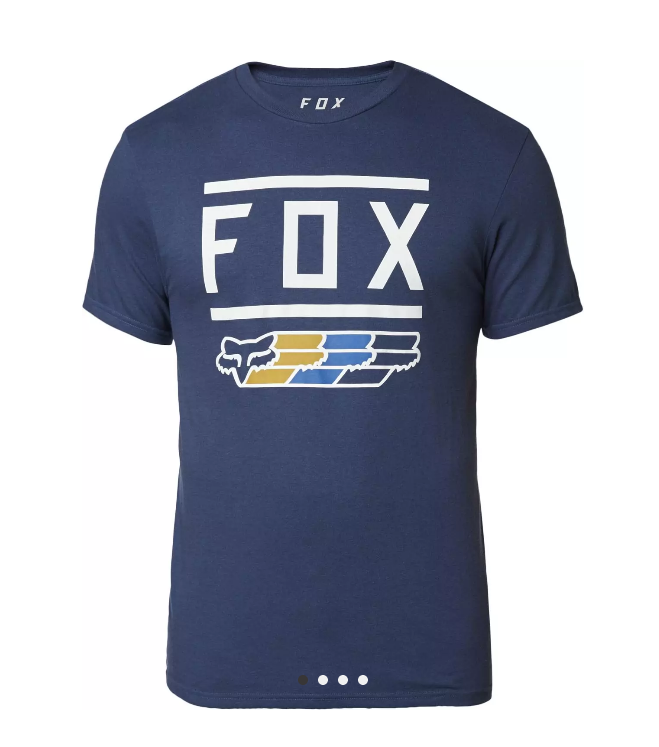 FOX RACING Super Short Sleeve Tee click to zoom image