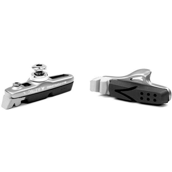 AZTEC Road System Plus Race Brake Blocks, lightweight holder click to zoom image