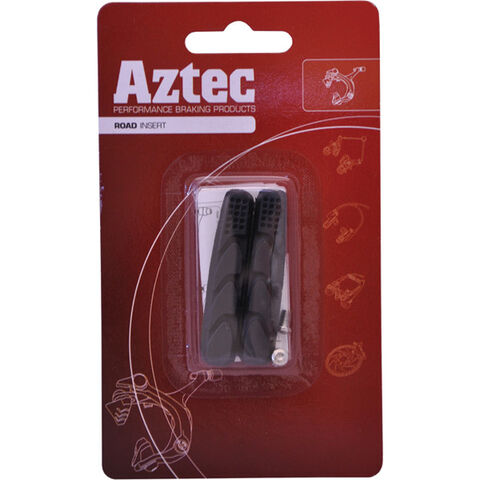 AZTEC BMX-type One-Piece brake blocks, 72mm