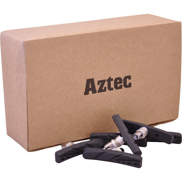 AZTEC V-type one-piece brake blocks click to zoom image