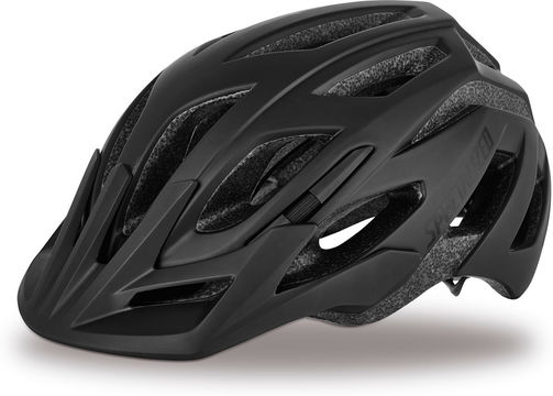 SPECIALIZED Tactic Ii Helmet Small Black Clean  click to zoom image