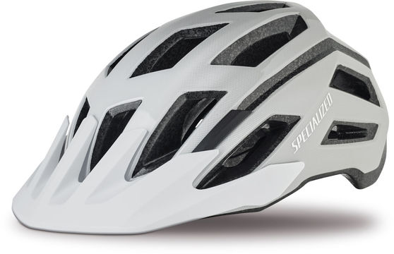 SPECIALIZED Tactic Ii Helmet Medium Gloss White  click to zoom image