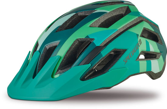 SPECIALIZED Tactic Ii Helmet Medium Matte Mint Fractal  click to zoom image