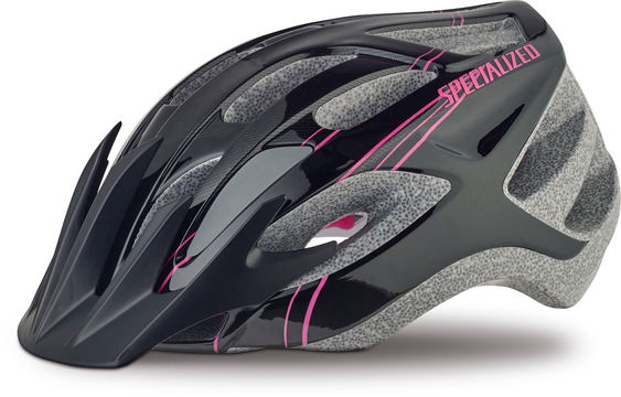 SPECIALIZED Sierra Helmet One Size Gloss Acid Pink Arc  click to zoom image