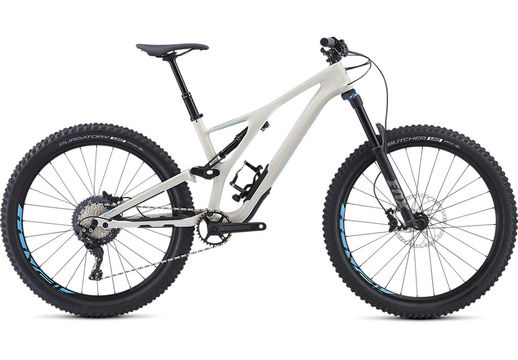 SPECIALIZED Stumpjumper Comp Carbon 27.5 Small  click to zoom image