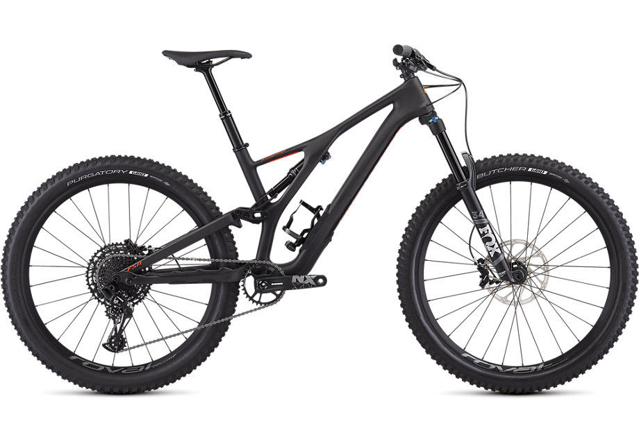 SPECIALIZED Stumpjumper Comp Carbon 27.5 12 Speed click to zoom image