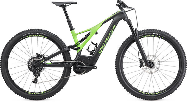 SPECIALIZED Levo Expert Carbon Small Carbon/Monster Green  click to zoom image