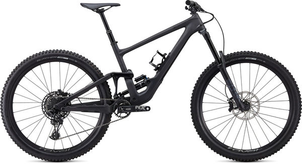 SPECIALIZED Enduro Comp S2 SATIN BLACK / GLOSS BLACK / CHARCOAL  click to zoom image