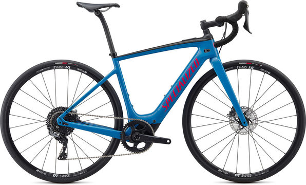 SPECIALIZED Turbo Creo SL Comp Carbon XS Pro Blue /Vivid Pink / Black  click to zoom image