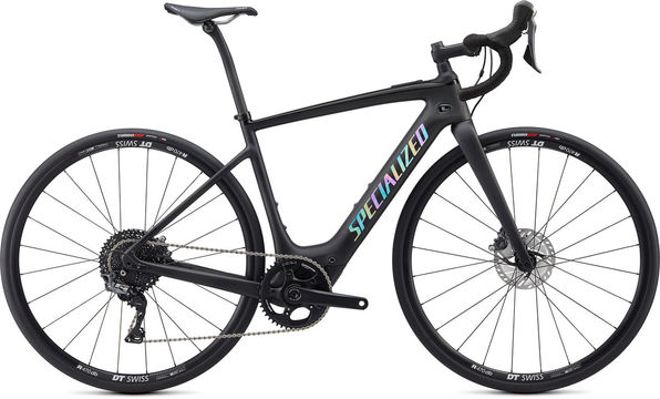 SPECIALIZED Turbo Creo SL Comp Carbon XS SATIN CARBON / HOLO REFLECTIVE / BLACK  click to zoom image