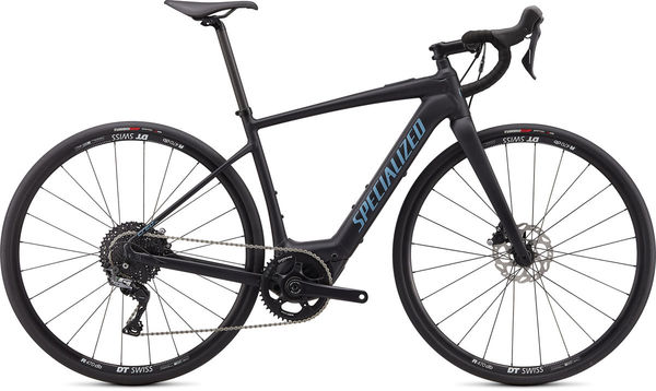 SPECIALIZED Turbo Creo SL Comp E5 S SATIN BLACK / BLACK / STORM GREY  click to zoom image