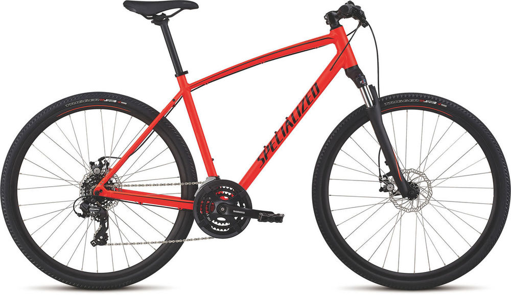 SPECIALIZED CrossTrail  Mechanical Disc click to zoom image